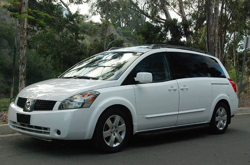 2004 nissan quest 3 5 se 4dr mini van in san diego ca new generation autos. Black Bedroom Furniture Sets. Home Design Ideas