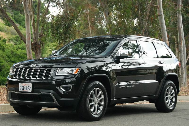 2014 Jeep Grand Cherokee Limited 4x2 4dr SUV   San Diego CA