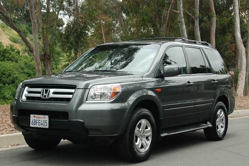 2008 Honda Pilot VP 4x4 4dr SUV In San Diego CA - New ...