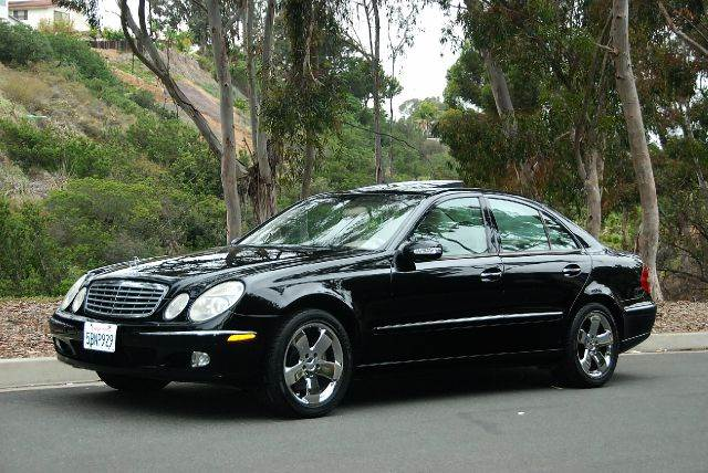 2003 mercedes benz e class e500 4dr sedan in san diego ca for Mercedes benz e500 2003