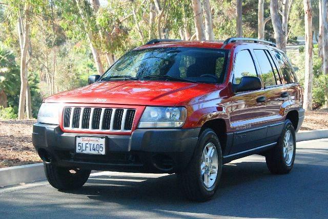 2004 Jeep Grand Cherokee Laredo 4dr SUV In San Diego CA ...
