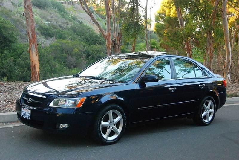 2006 Hyundai Sonata GLS V6 4dr Sedan   San Diego CA