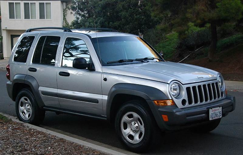 2006 jeep liberty sport 4dr suv in san diego ca new. Black Bedroom Furniture Sets. Home Design Ideas