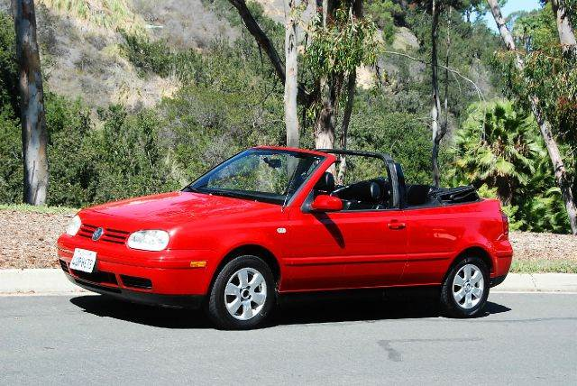 2002 volkswagen cabrio glx 2dr convertible in san diego ca. Black Bedroom Furniture Sets. Home Design Ideas