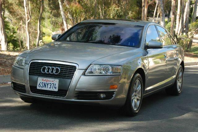 2006 audi a6 3.2 in san diego ca - new generation autos