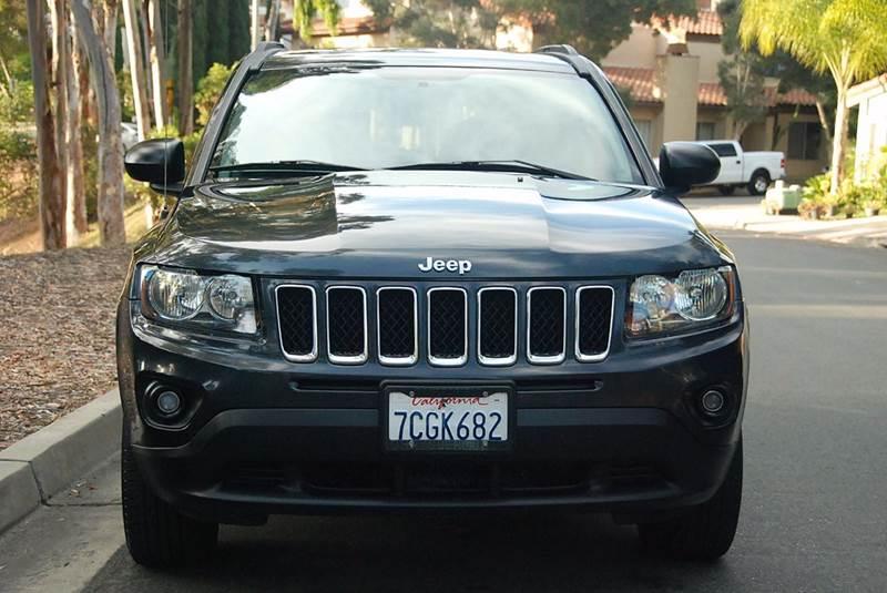 2014 Jeep Compass Sport 4dr SUV - San Diego CA