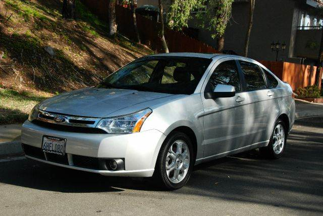 2009 ford focus ses 4dr sedan in san diego ca new. Black Bedroom Furniture Sets. Home Design Ideas