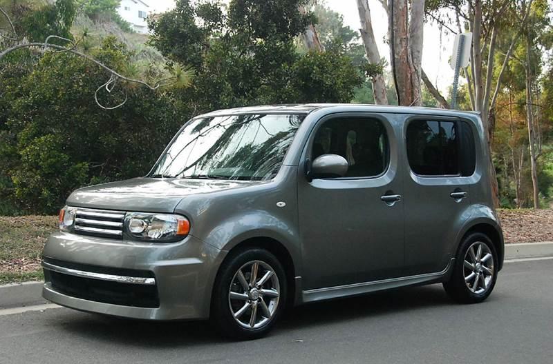 2009 Nissan Cube Krom 4dr Wagon In San Diego Ca New Generation Autos