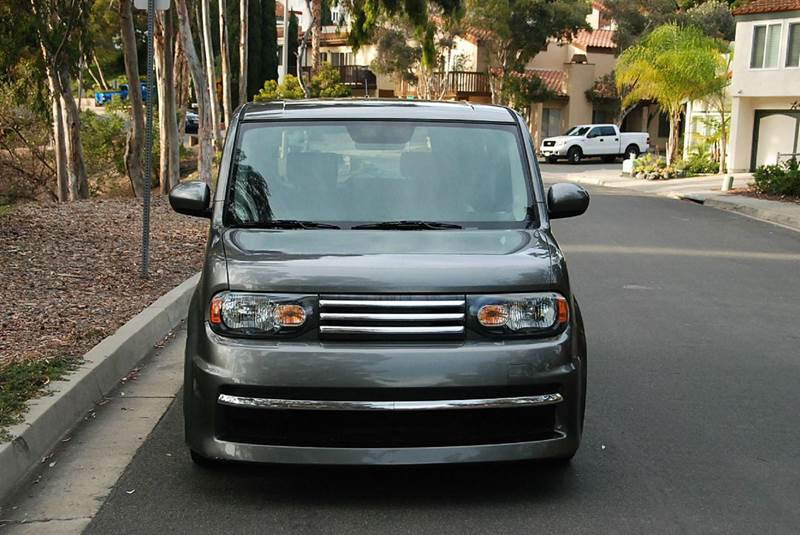 2009 nissan cube krom 4dr wagon in san diego ca new. Black Bedroom Furniture Sets. Home Design Ideas