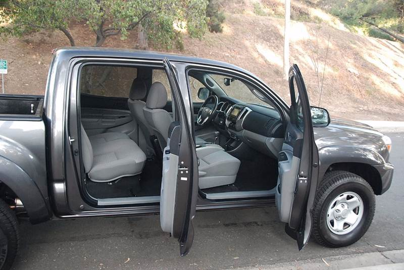 2013 Toyota Tacoma 4x2 PreRunner V6 4dr Double Cab 5.0 ft SB 5A - San Diego CA