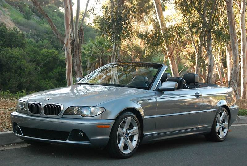 2004 bmw 3 series 325ci 2dr convertible in san diego ca. Black Bedroom Furniture Sets. Home Design Ideas