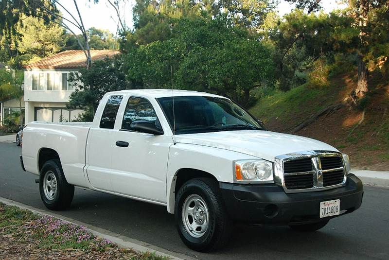 2006 dodge dakota st 4dr club cab sb in san diego ca new. Black Bedroom Furniture Sets. Home Design Ideas