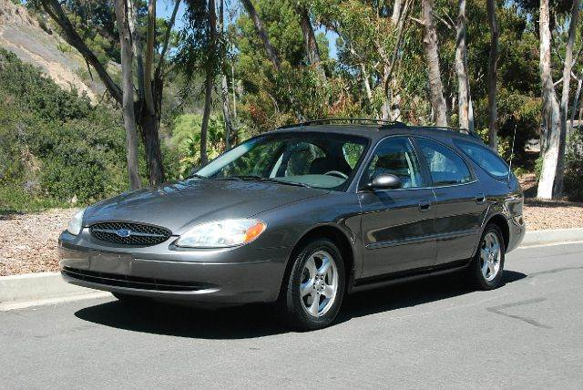 2002 ford taurus se 4dr wagon in san diego ca new. Black Bedroom Furniture Sets. Home Design Ideas