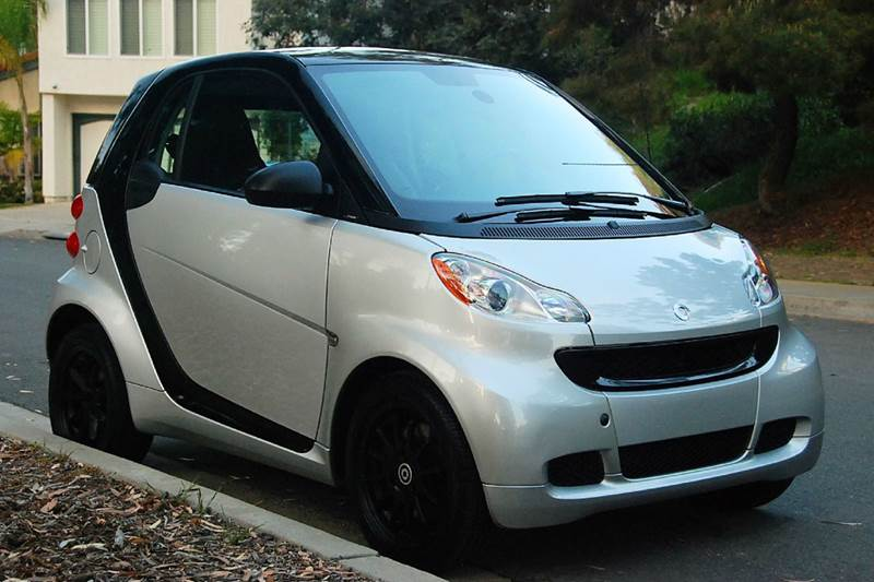 2012 Smart fortwo passion 2dr Hatchback - San Diego CA