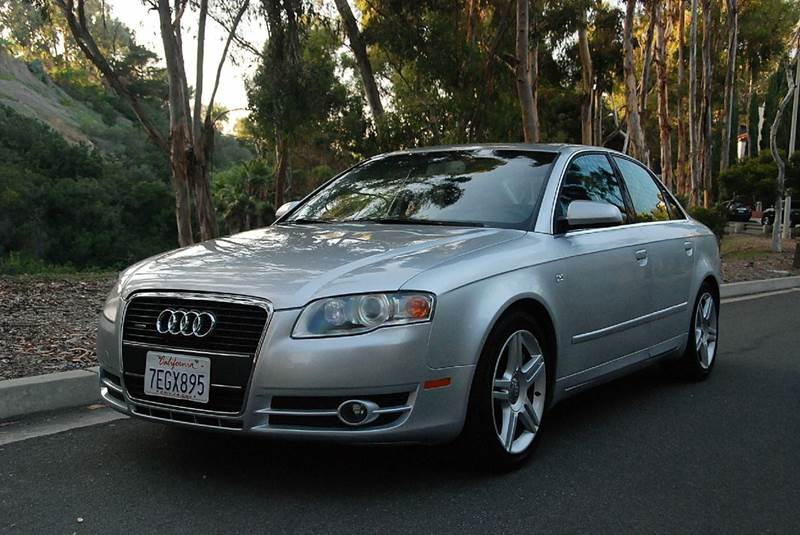 2005 audi a4 3 2 quattro awd new 4dr sedan in san diego ca new generation autos. Black Bedroom Furniture Sets. Home Design Ideas