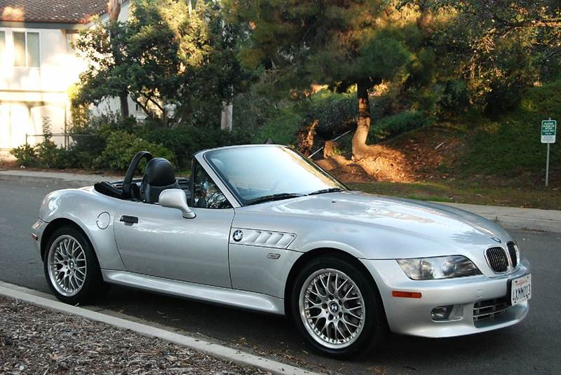 2001 bmw z3 2dr roadster in san diego ca new generation autos. Black Bedroom Furniture Sets. Home Design Ideas