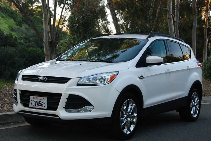 2014 ford escape se awd 4dr suv in san diego ca new. Black Bedroom Furniture Sets. Home Design Ideas