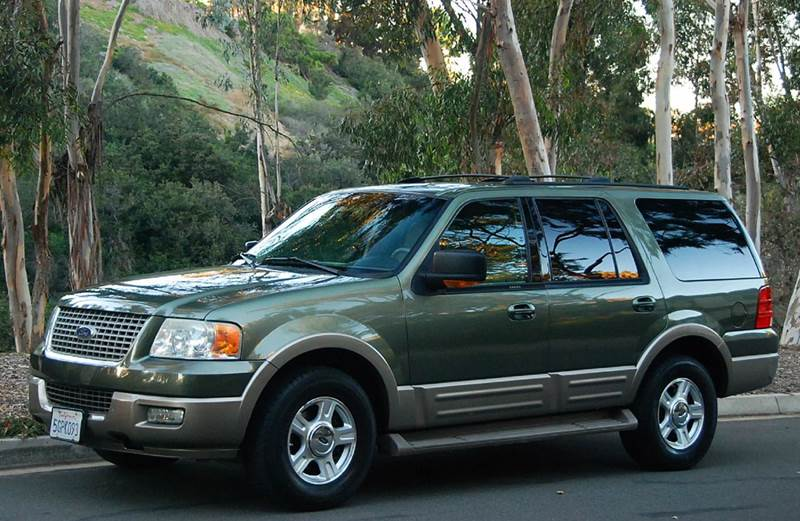2004 ford expedition eddie bauer 4dr suv in san diego ca. Black Bedroom Furniture Sets. Home Design Ideas