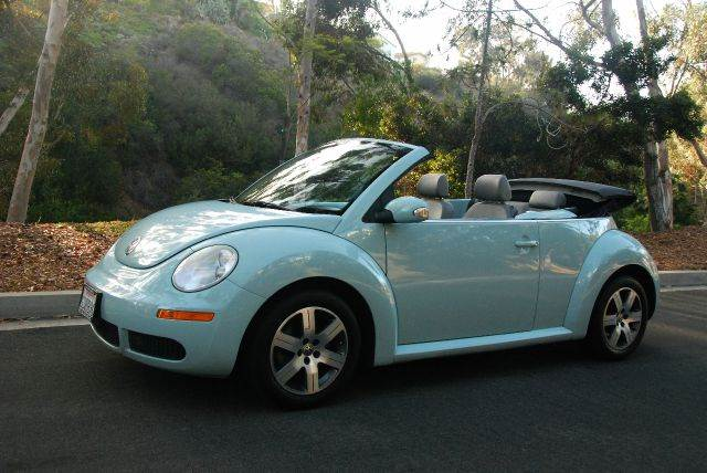 2006 volkswagen beetle 2 5 2dr convertible 2 5l i5 5m in san diego ca new generation autos. Black Bedroom Furniture Sets. Home Design Ideas