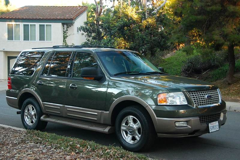 2003 ford expedition eddie bauer edition audio package. Black Bedroom Furniture Sets. Home Design Ideas