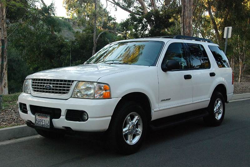 2005 ford explorer xlt 4dr suv in san diego ca new generation autos. Black Bedroom Furniture Sets. Home Design Ideas