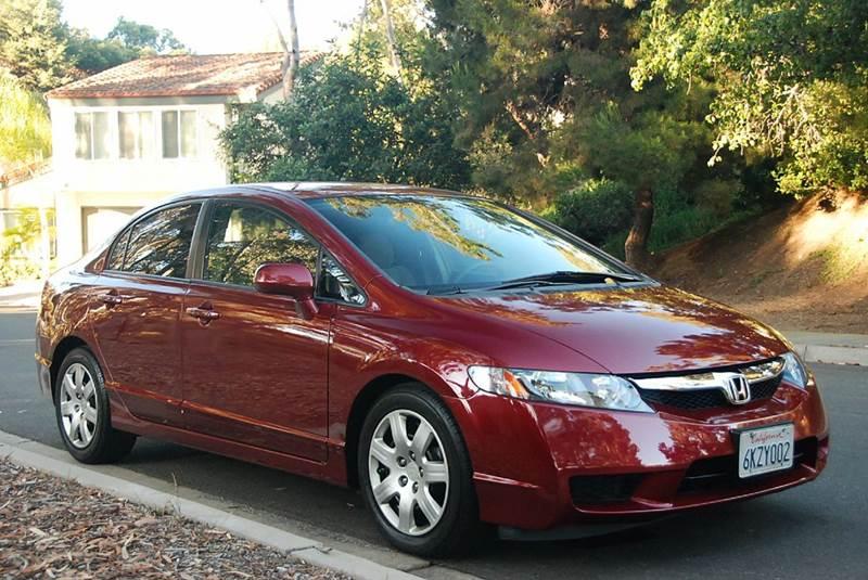 2010 Honda Civic LX 4dr Sedan 5A - San Diego CA