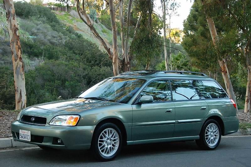 2003 Subaru Legacy L Special Edition SpeciaAWD Specia4dr