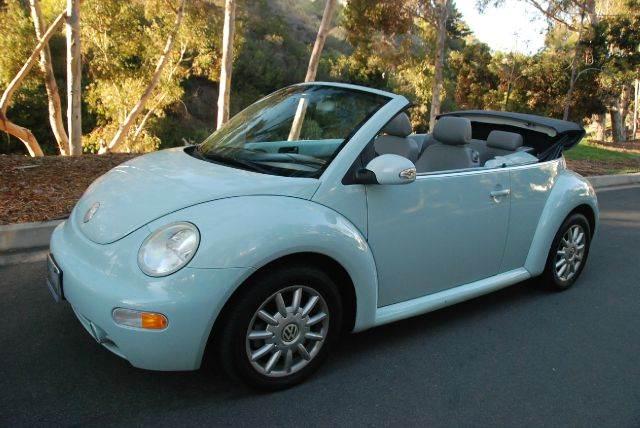 2005 Volkswagen Beetle GLS 2.0L Convertible In San Diego CA - New Generation Autos