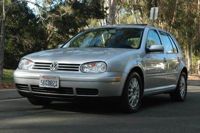 2003 Volkswagen Golf