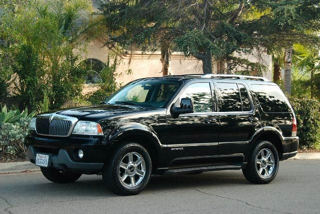 2004 lincoln aviator luxury awd 4dr suv in san diego ca. Black Bedroom Furniture Sets. Home Design Ideas