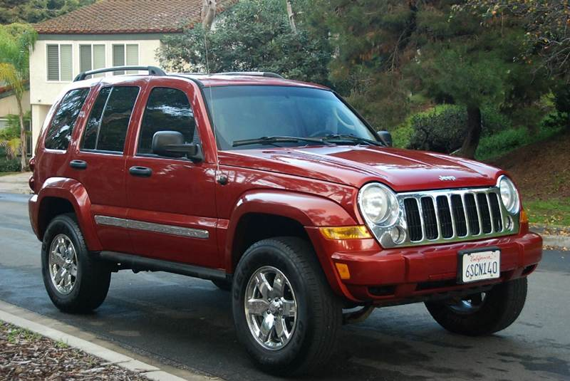 2006 jeep liberty limited 4dr suv 4wd in san diego ca new generation autos. Black Bedroom Furniture Sets. Home Design Ideas