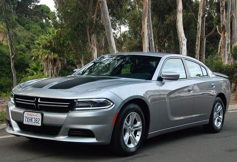 Dodge San Diego >> 2016 Dodge Charger Se 4dr Sedan In San Diego Ca New Generation Autos