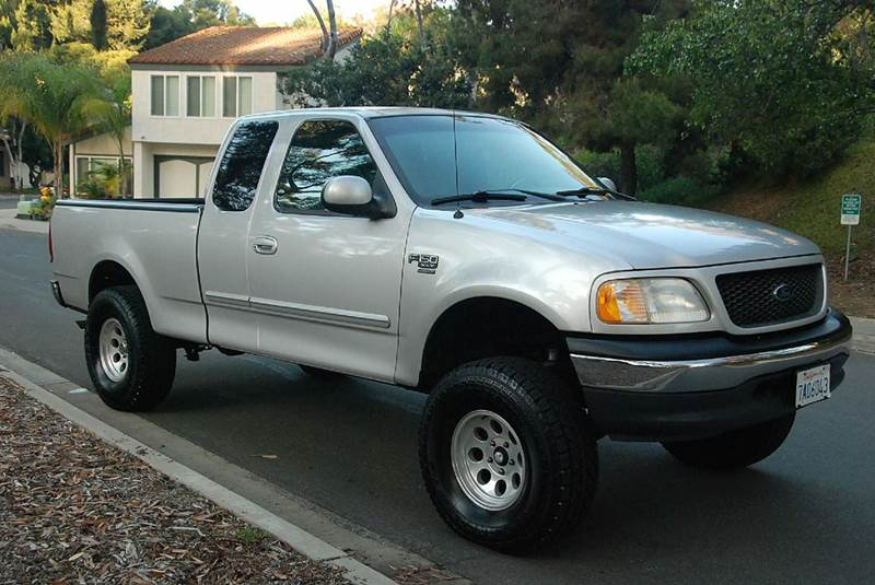 2001 ford f 150 xlt 4dr supercab 2wd styleside sb in san diego ca new generation autos. Black Bedroom Furniture Sets. Home Design Ideas