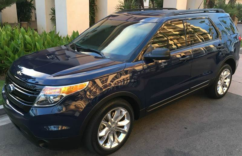 2014 ford explorer police interceptor awd 4dr suv in san diego ca