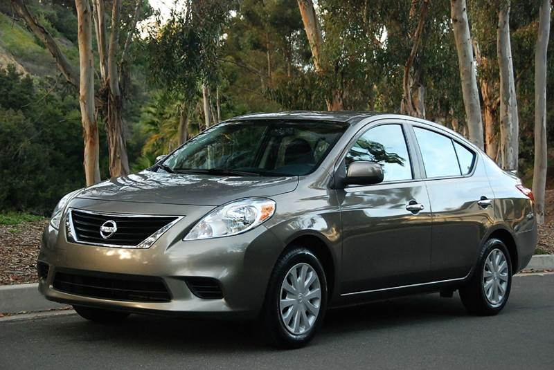 2013 nissan versa 1 6 sv 4dr sedan in san diego ca new generation autos. Black Bedroom Furniture Sets. Home Design Ideas