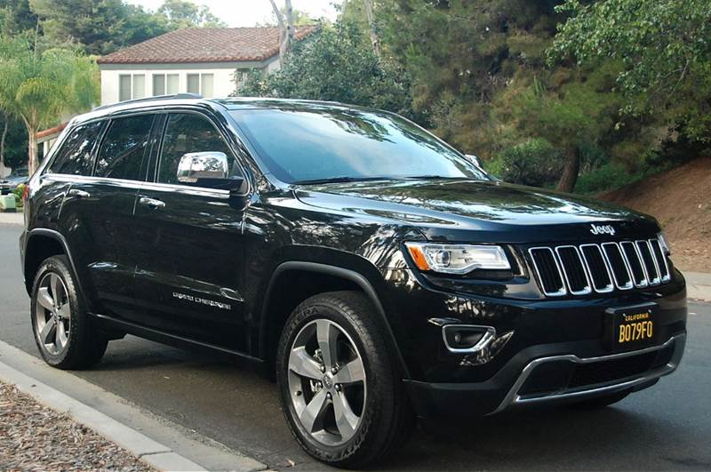 2014 Jeep Grand Cherokee Limited 4x2 4dr SUV - San Diego CA