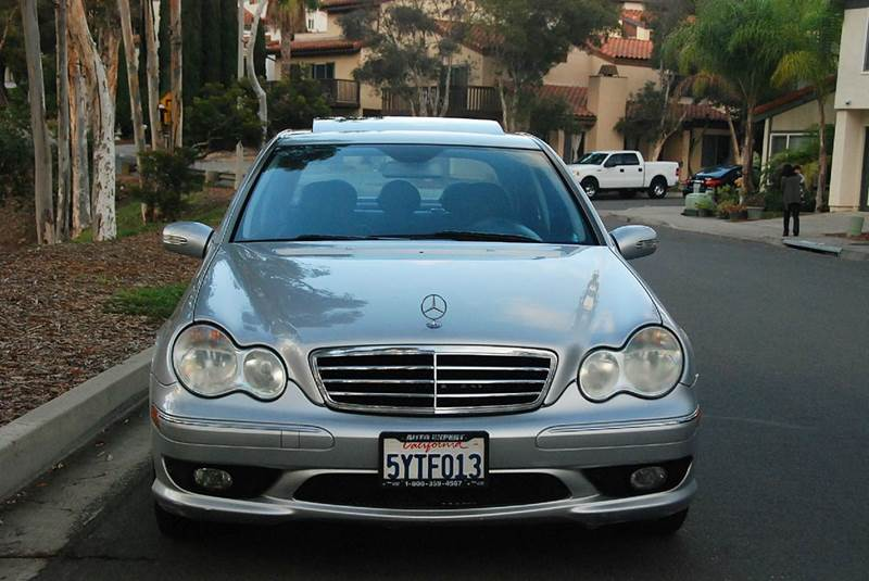 2007 mercedes benz c class c230 sport 4dr sedan in san for 2007 mercedes benz c class c230