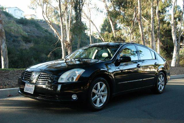 2005 nissan maxima 3 5 sl 4dr sedan in san diego ca new generation autos. Black Bedroom Furniture Sets. Home Design Ideas