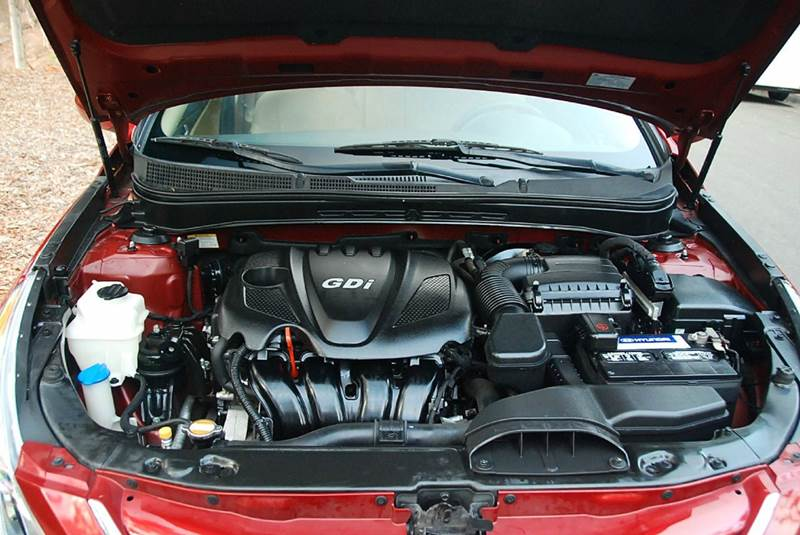 2012 Hyundai Sonata Gls 4dr Sedan In San Diego Ca New