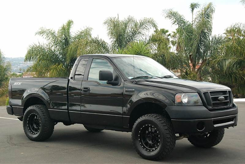 2006 ford f 150 xl 2dr regular cab styleside 6 5 ft sb in san diego ca new generation autos. Black Bedroom Furniture Sets. Home Design Ideas