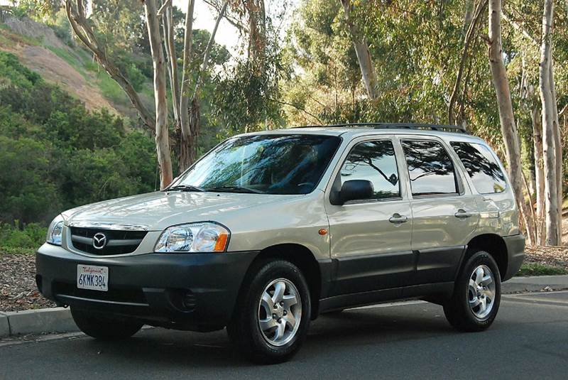 2003 Mazda Tribute DX 4dr SUV In San Diego CA - New Generation Autos