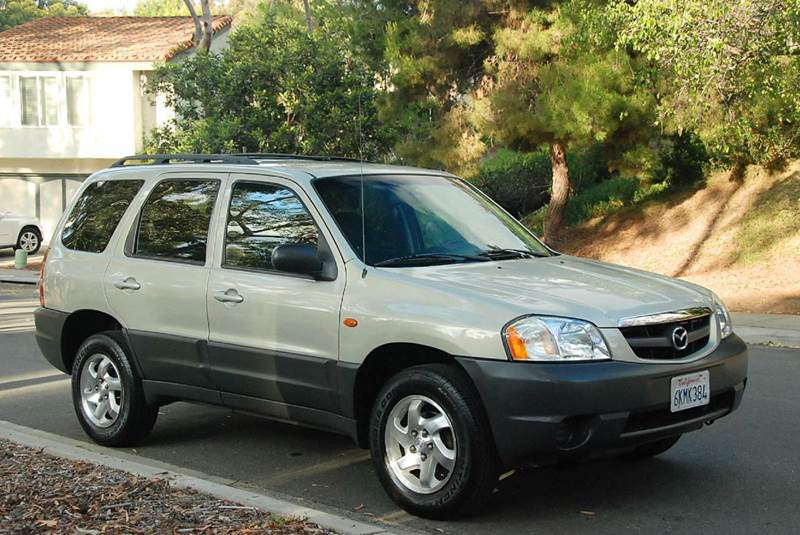 2003 mazda tribute dx 4dr suv in san diego ca new. Black Bedroom Furniture Sets. Home Design Ideas