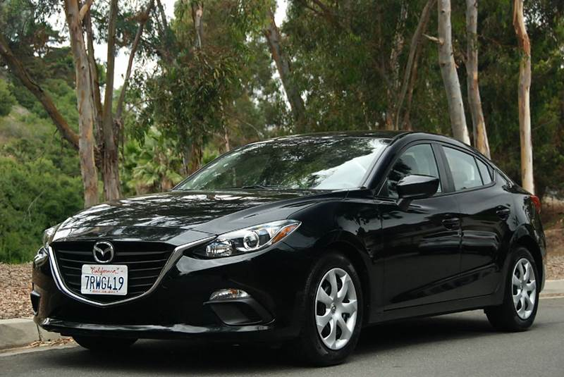 2016 mazda mazda3 i sport 4dr sedan 6a in san diego ca new generation autos. Black Bedroom Furniture Sets. Home Design Ideas