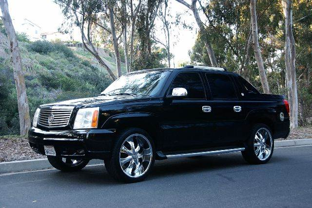 2002 cadillac escalade ext in san diego ca new. Black Bedroom Furniture Sets. Home Design Ideas