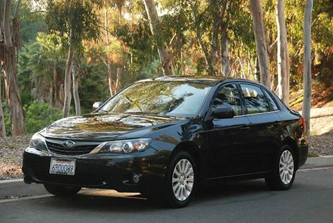 2008 Subaru Impreza for sale in San Diego, CA