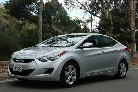 2013 Hyundai Elantra for sale in San Diego, CA