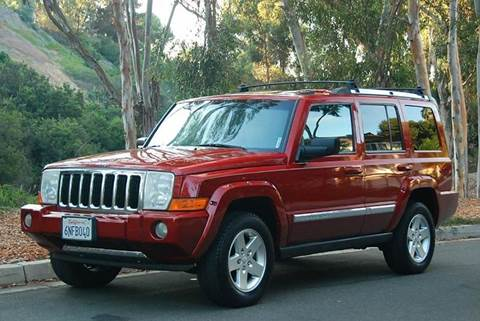 2006 Jeep Commander for sale in San Diego, CA
