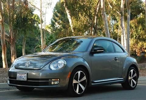 2012 Volkswagen Beetle for sale in San Diego, CA