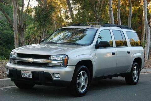 2006 Chevrolet TrailBlazer EXT for sale in San Diego, CA
