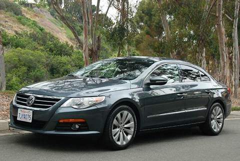 2010 Volkswagen CC for sale in San Diego, CA